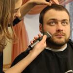 дизайн бороды и усов в Днепропетровске