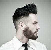 стрижка мужская